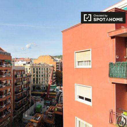 Rent this 2 bed apartment on Carrer de València in 573, 08007 Barcelona