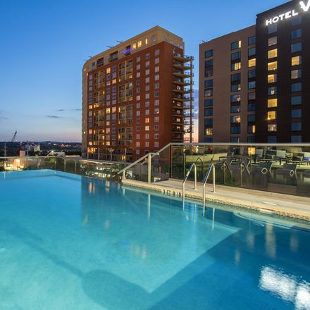 Rent this 2 bed apartment on 91 Rainey St in Austin, TX 78701