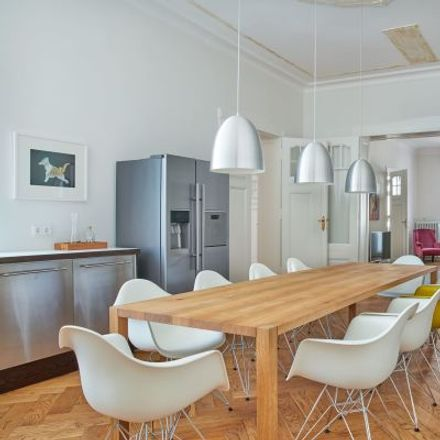 Rent this 3 bed apartment on Witzlebenstraße 33 in 14057 Berlin, Germany