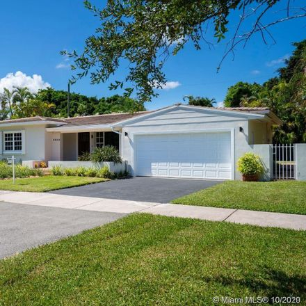 Rent this 3 bed house on 4930 Riviera Drive in Coral Gables, FL 33146