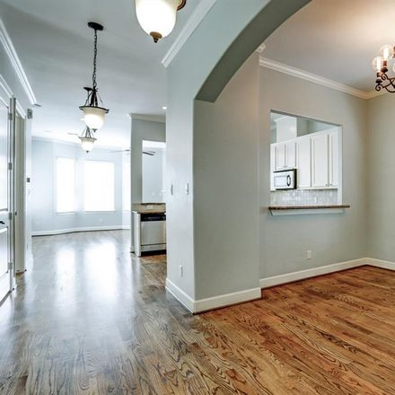 Rent this 4 bed house on 219 West 27th Street in Houston, TX 77008