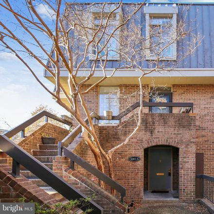 Rent this 3 bed townhouse on 1681 South Hayes Street in Arlington, VA 22202