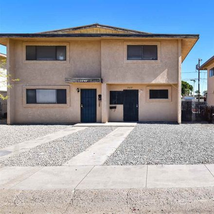 Rent this 2 bed duplex on S 1st Ave in Yuma, AZ