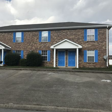 Rent this 2 bed apartment on 361 Peabody Drive in Clarksville, TN 37042