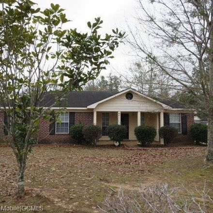 Rent this 3 bed apartment on Trailwood Drive East in Alderbrook, AL 36608