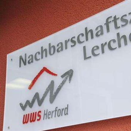 Rent this 1 bed apartment on Lerchenstraße 5 in 32049 Herford, Germany