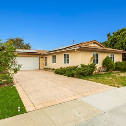 Rent this 3 bed house on 3662 Atlas Street in San Diego, CA 92111