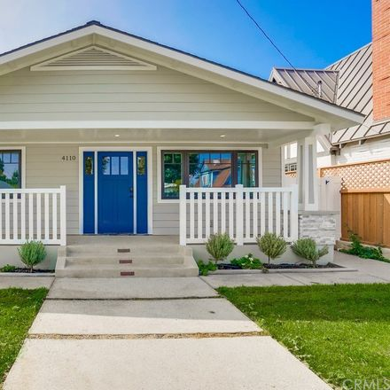Rent this 3 bed house on 4110 East Colorado Street in Long Beach, CA 90814