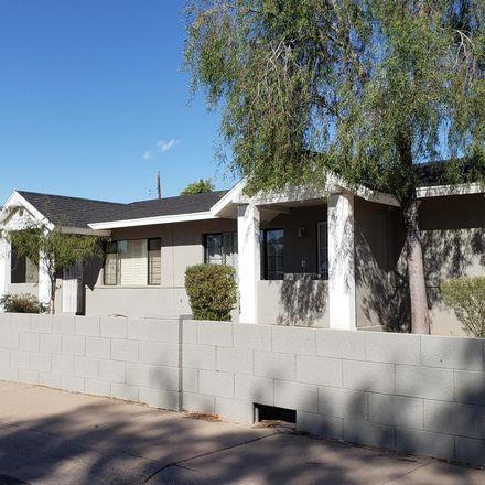 Rent this 2 bed apartment on 8624 East Coronado Road in Scottsdale, AZ 85257