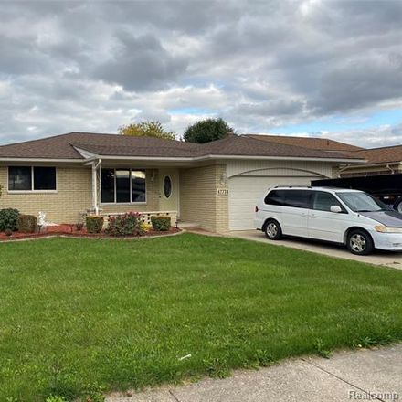 Rent this 3 bed house on 47724 Concord Rd in Macomb, MI