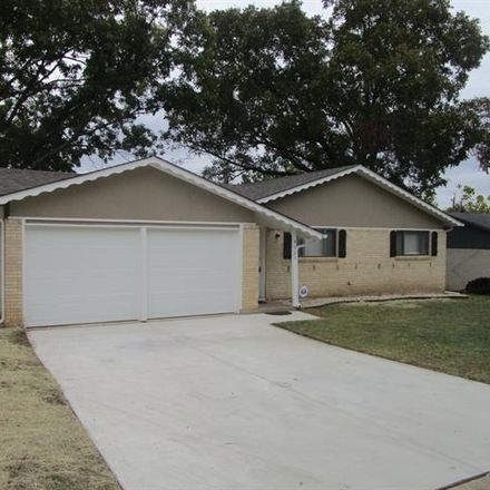 Rent this 3 bed house on 4725 Leonard Street in Forest Hill, TX 76119