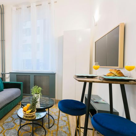 Rent this 1 bed apartment on 11 Rue de la Ville l'Évêque in 75008 Paris, France