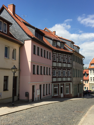 Rent this 1 bed apartment on Altendorf 61 in 99734 Nordhausen, Germany