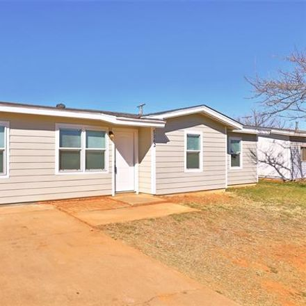 Rent this 3 bed house on 5342 South 7th Street in Abilene, TX 79605