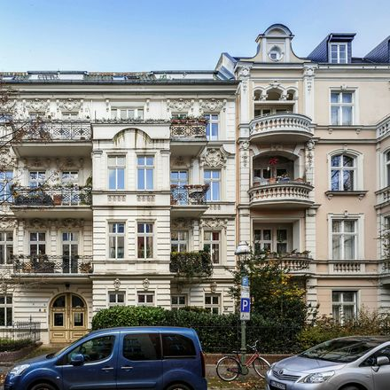 Rent this 1 bed apartment on Wielandstraße 11 in 12159 Berlin, Germany