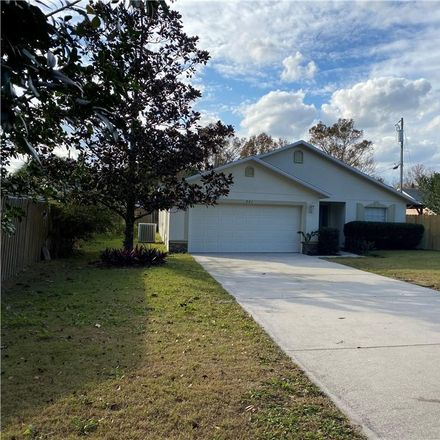Rent this 3 bed house on 221 Rosa Avenue in Oviedo, FL 32765