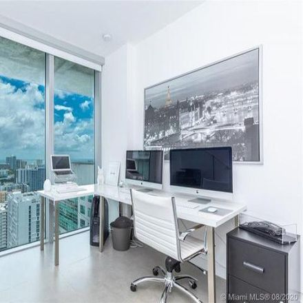 Rent this 3 bed condo on 690 Southwest 1st Court in Miami, FL 33130
