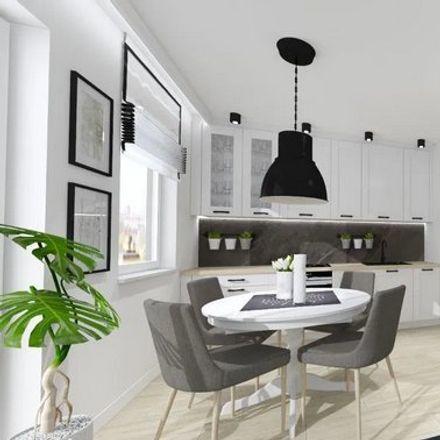 Rent this 3 bed apartment on Czerwona Droga in 87-119 Toruń, Poland