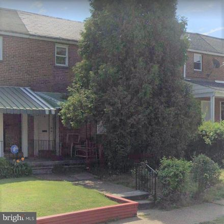Rent this 3 bed townhouse on 1405 North Decker Avenue in Baltimore, MD 21213