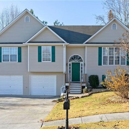 Rent this 4 bed house on 4065 Mount Vernon Dr in Woodstock, GA