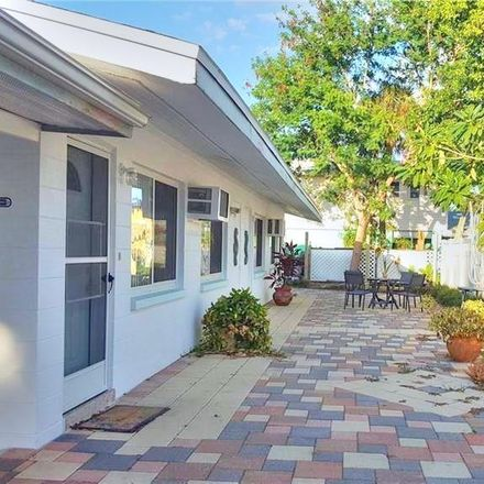 Rent this 1 bed duplex on 14503 North Bayshore Drive in Madeira Beach, FL 33708