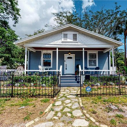 Rent this 3 bed house on 2628 East Clark Street in Tampa, FL 33605