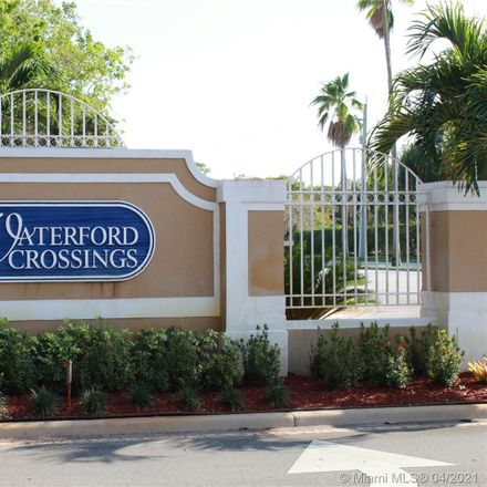 Rent this 2 bed townhouse on 2832 Northwest 99th Terrace in Sunrise, FL 33322