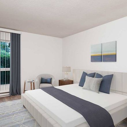 Rent this 1 bed apartment on 1-4 North Shoreline Boulevard in Mountain View, CA 94043