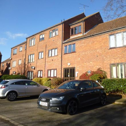 Rent this 2 bed apartment on The Gables in 201 High Road Broxbourne, Broxbourne EN10 6QF