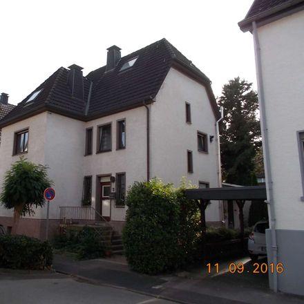 Rent this 3 bed apartment on Friedrich-Bering-Straße 9 in 58730 Fröndenberg/Ruhr, Germany