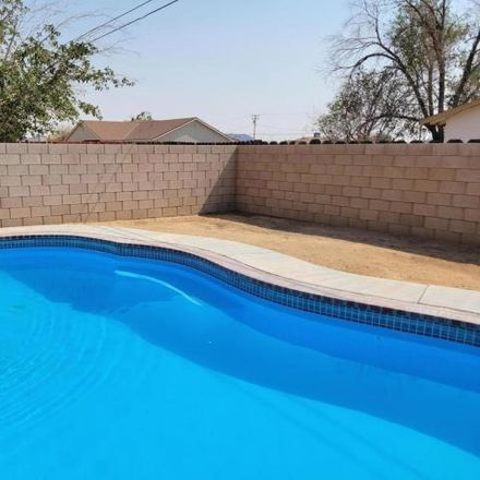 Rent this 3 bed house on 21119 91st Street in California City, CA 93505