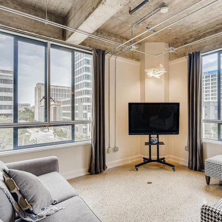 Rent this 1 bed loft on Brown Building in 710 Colorado Street, Austin