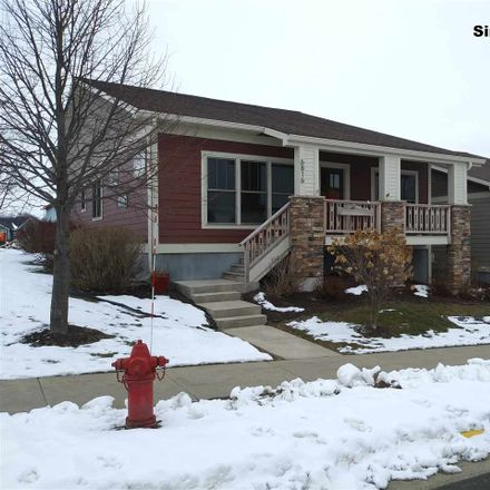 Rent this 3 bed condo on 4659 Whitebud Terrace in DeForest, WI 53532