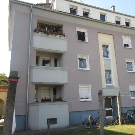 Rent this 3 bed apartment on Gaustraße 62 in 67549 Worms, Germany