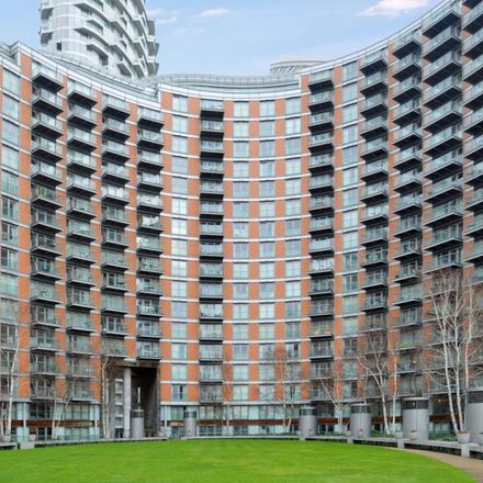 Rent this 1 bed apartment on New Providence Wharf in Fairmont Avenue, London E14 9PA