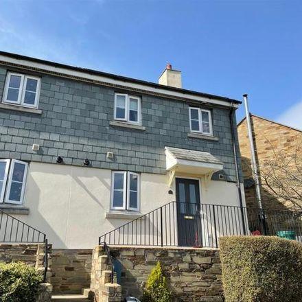 Rent this 3 bed house on Liskerrett Road in Liskeard PL14 3UG, United Kingdom