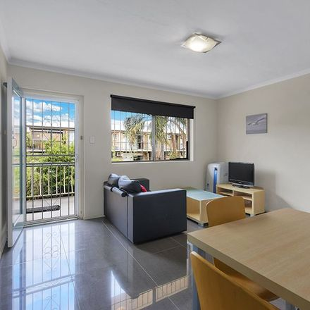 Rent this 1 bed apartment on 14/417 Bowen Terrace