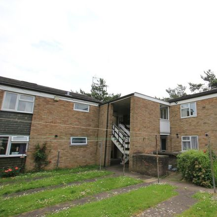 Rent this 1 bed apartment on Verity Way in Stevenage SG1 5PW, United Kingdom