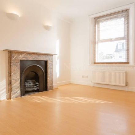 Rent this 1 bed apartment on Naylius McKenzie in Haverstock Hill, London NW3 2BE