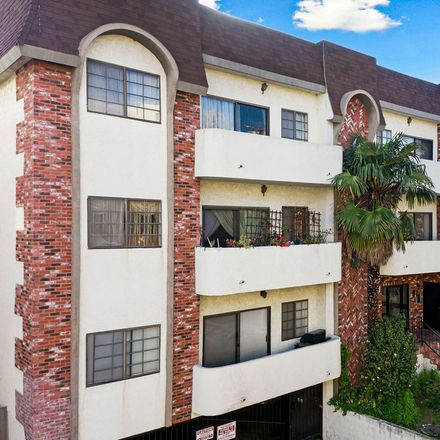 Rent this 2 bed condo on 1515 Amherst Avenue in Los Angeles, CA 90025