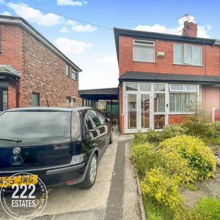 Rent this 3 bed house on Grantham Avenue in Warrington, WA1