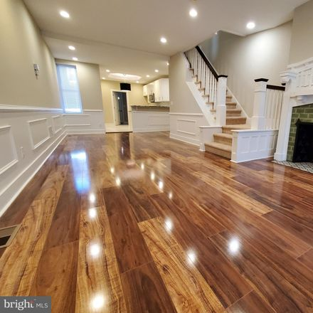 Rent this 4 bed townhouse on 4804 North Warnock Street in Philadelphia, PA 19141