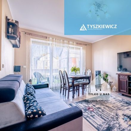 Rent this 3 bed apartment on Stężycka 81 in 80-174 Gdansk, Poland
