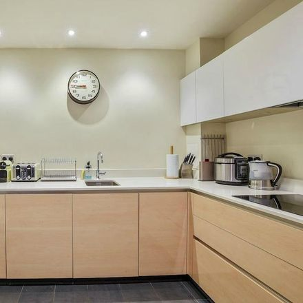 Rent this 1 bed apartment on Barquentine Heights in 4 Peartree Way, London SE10 0HY