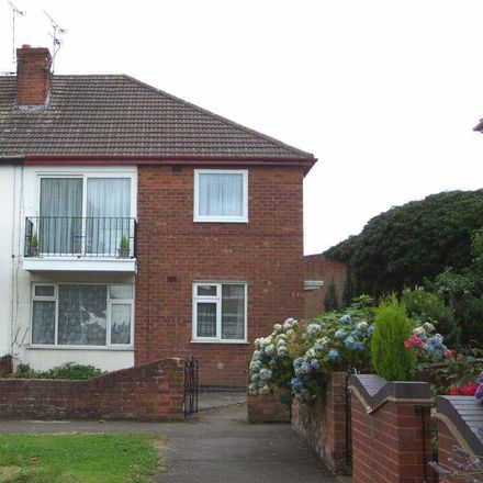 Rent this 2 bed apartment on 40 Sunbury Road in Coventry CV3 4DN, United Kingdom