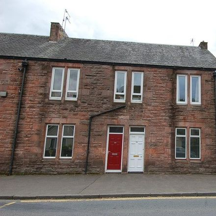 Rent this 1 bed apartment on East Stirling Street in Alva FK12 5HP, United Kingdom
