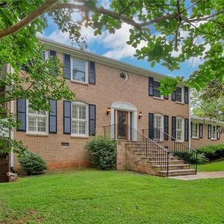 Rent this 5 bed house on 5149 Lakesprings Drive in Dunwoody, GA 30338