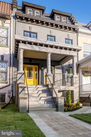 Rent this 5 bed townhouse on 13th Street Northwest in Washington, DC 20009