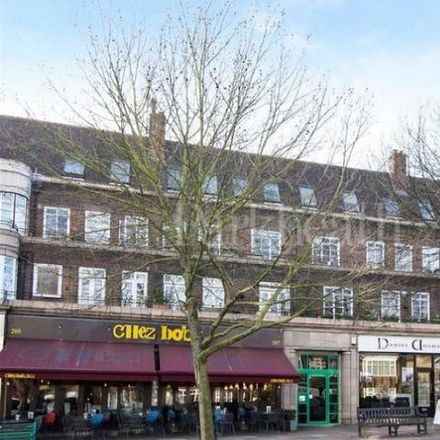 Rent this 1 bed apartment on Herbal Shop in Haverstock Hill, London NW3 2BE
