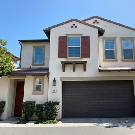 Rent this 3 bed condo on 59 Visionary in Irvine, CA 92618